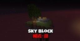 Sky Block 2 Minecraft Map & Project