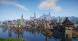 Gerdenburg Minecraft Map & Project
