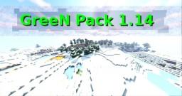GreeN Pack 1.14 32x32 Minecraft Texture Pack