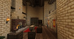 Common Rooms | - Ascendio - (Harry Potter) Minecraft Map & Project