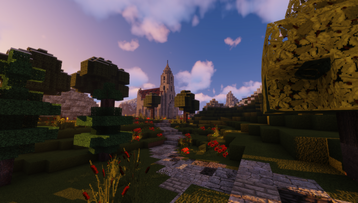 Winthor Medieval MC 1.14 V2.7.3 Minecraft Texture Pack