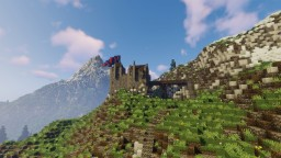 Lauksburg Castle Minecraft Map & Project