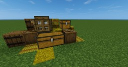 automatic Egg Farm + Tutorial Minecraft Map & Project
