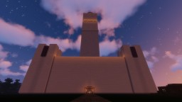 Sword Art Online Alicization - Central Cathedral (ON HOLD) Minecraft Map & Project