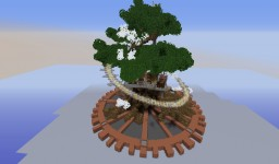 STEAMTREE [Back after 4 years] Minecraft Map & Project