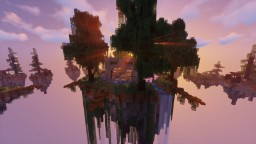 Lost Temple Ruin SkyWars Minecraft Map & Project