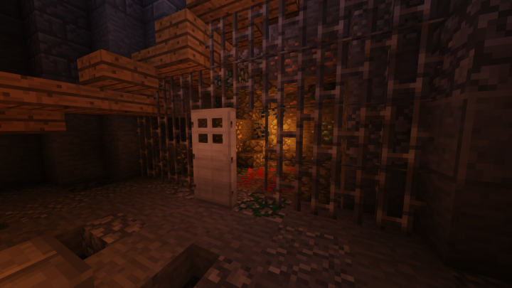 Ore dungeon