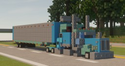 Kenworth W900 Minecraft Map & Project