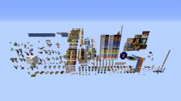 1.14.4 Resource Pack Test World Minecraft Map & Project