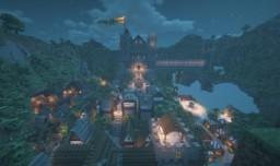 Fallen Kingdom Replica and Reimagine Minecraft Map & Project
