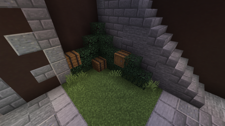 The Locked Chest Mini-Game (setup required) Minecraft Data Pack