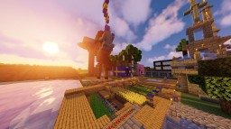 BEDROCK/POCKET EDITION PewDiePie Broland Recreation. (OUTDATED August 20-22) Minecraft Map & Project