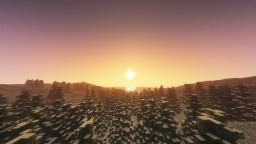Snowy Island - 1.5K Minecraft Map & Project