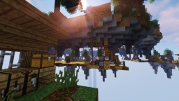 Miners Ring SkyWars Minecraft Map & Project