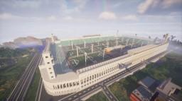 Strahov Stadium Minecraft Map & Project