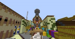 Majora's Mask - Clock Town Minecraft Map & Project