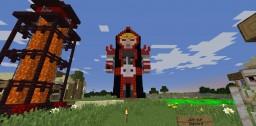 TekTopia Towns Server Minecraft Server