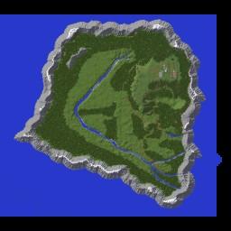 Isla Sorna Novel Minecraft Map & Project