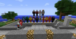 Sym's Fisk Hero Pack Minecraft Mod