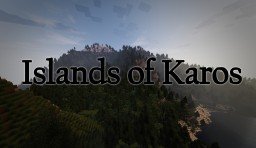 Islands of Karos Minecraft Map & Project