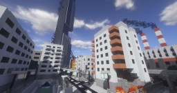City-17 [Deathmatch] Half-Life 2 map Minecraft Map & Project