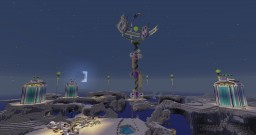 Outpost 3ndy-014 (Endyrola): Kelp-powered Communications Transportal Minecraft Map & Project