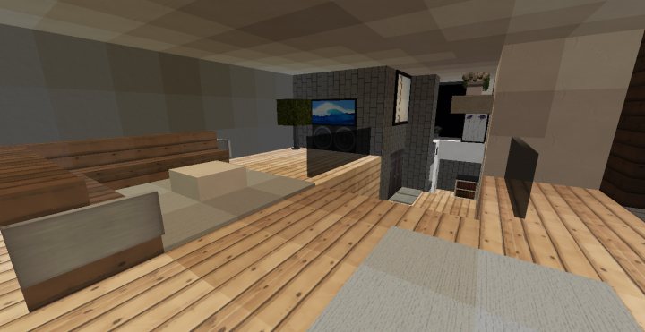 Modern House Elevator By Ninjakiller160 Minecraft Map