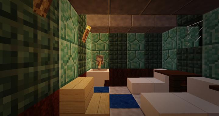 cabin cooling room