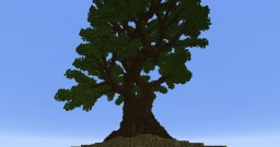 Big Tree Minecraft Map & Project