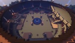 Roman amphitheatre Minecraft Map & Project