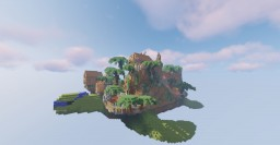 Forrestia - An Adventure Map On A Flying Turtle by Red_Eyed_Cat (MINR Adventure Map Competition Third Place) Minecraft Map & Project