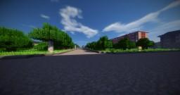 Provincial town - beta № 1 / Провинциальный город - бета № 1 Minecraft Map & Project