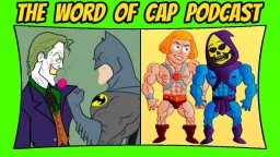 Son Of Batman Game, Masters Of The Universe Anime, Eminem & WWE + More! TWOC Podcast #5 Minecraft Blog