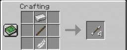 Tools - Rezepte [1.1] Minecraft Data Pack
