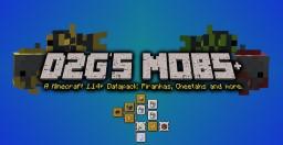 D2G's Mobs+ [1.14+ Datapack] Minecraft Data Pack