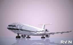 Reven Private Plane | Interior+ | Download+ Minecraft Map & Project