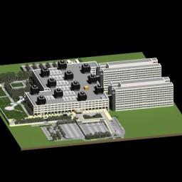 UMG Göttingen Minecraft Map & Project
