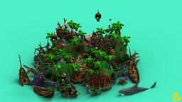 Piratland Spawn Minecraft Map & Project