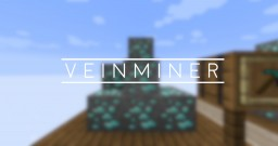 Veinminer by Boomber Minecraft Data Pack