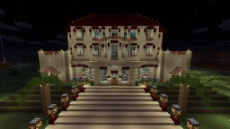 Survival Mansion Upgrade Minecraft Map & Project