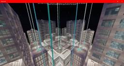 Madina - Futuristic City (Bedrock Edition) Minecraft Map & Project