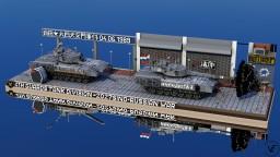Sino-Russian War 2027 Diorama | Scale 10:1 Minecraft Map & Project