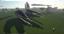 TIE sliencer Minecraft Map & Project