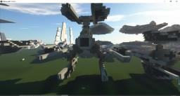 TIE Defender Minecraft Map & Project