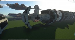 TIE Bomber Minecraft Map & Project