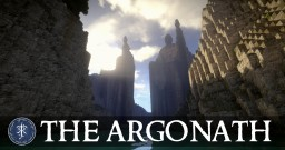 The Argonath Minecraft Map & Project