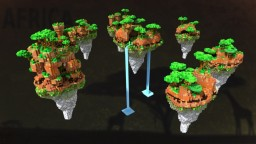 [1.8+][1.12+] [1.13+]Savanna floating islands [DOWNLOAD] Minecraft Map & Project