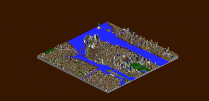 Original SC2000 map