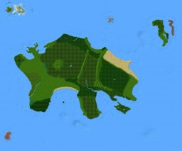 CharLand Minecraft Map & Project