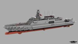 TCG Burgazada , Ada / Milgem-class corvette (1:1) Minecraft Map & Project